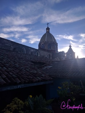 Church Above